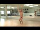 Mens Naked Yoga with Bryan Harrelson Sun Salute B HD