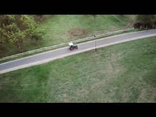 Dorfdrift – spektakulär kurze Lieferwege_HIGH