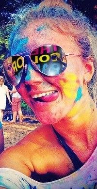 Фестиваль красок Холи 2015