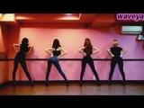 Waveya creation dance ☆ Sugababes Get Sexy 웨이브야 Choreography Ari ( korean dance team)