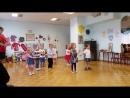 Танец Антошка в ДС