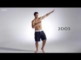 Эволюция мужской пляжной моды (1915-2015)