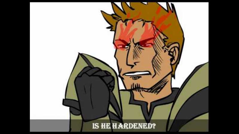 Is He Hardened? (A Song for Alistair)