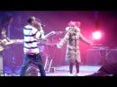 Paramore Hayley Williams B.o.B Airlanes at Nottingham 11/10
