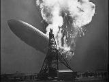 1937г. - Катастрофа германского дирижабля LZ-129
