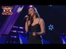 Санта Данелевича покидает шоу Х-Фактор 5 - Прощальная песня - Четвертый прямой эфир - 29.11.2014