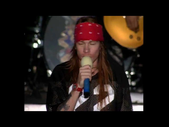 Guns N' Roses - Estranged Live In Tokyo 1992 HD
