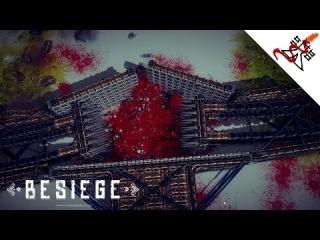 Besiege - Mass Killing War Machine