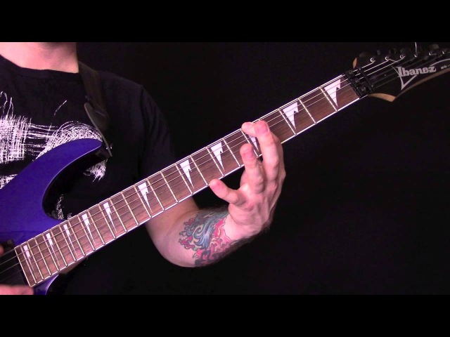 Ragnarok - Collectors Of The King Guitar Lesson