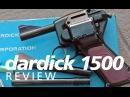 Review the Dardick Model 1500 magazine fed revolver