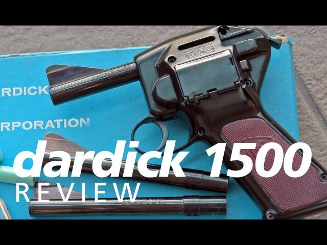 Review the Dardick Model 1500 magazine-fed revolver