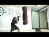 Техника нанесения ударов в боксе