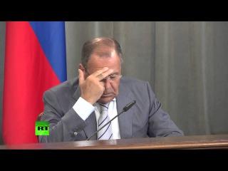 СМИ пишут, что Лавров на пресс-конференции назвал главу МИД Саудовской Аравии дебило...