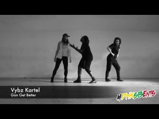 Vybz Kartel - Gon Get Better | DHK Shortman, Alicja Blachut Audrey Bosc