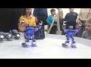 Psy gentlemen в исполнении роботов