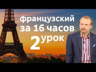 Полиглот французский за 16 часов. Урок 2 с нуля с Петровым