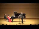 F. Waxman: Carmen Fantasy for violin and piano (arr. by D. Bouriakov)