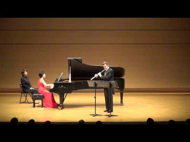 F. Waxman: Carmen Fantasy for violin and piano (arr. by D. Bouriakov)