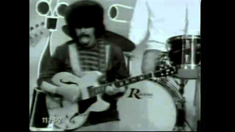 The Byrds:Eight Miles High (RARE 1967 clip)