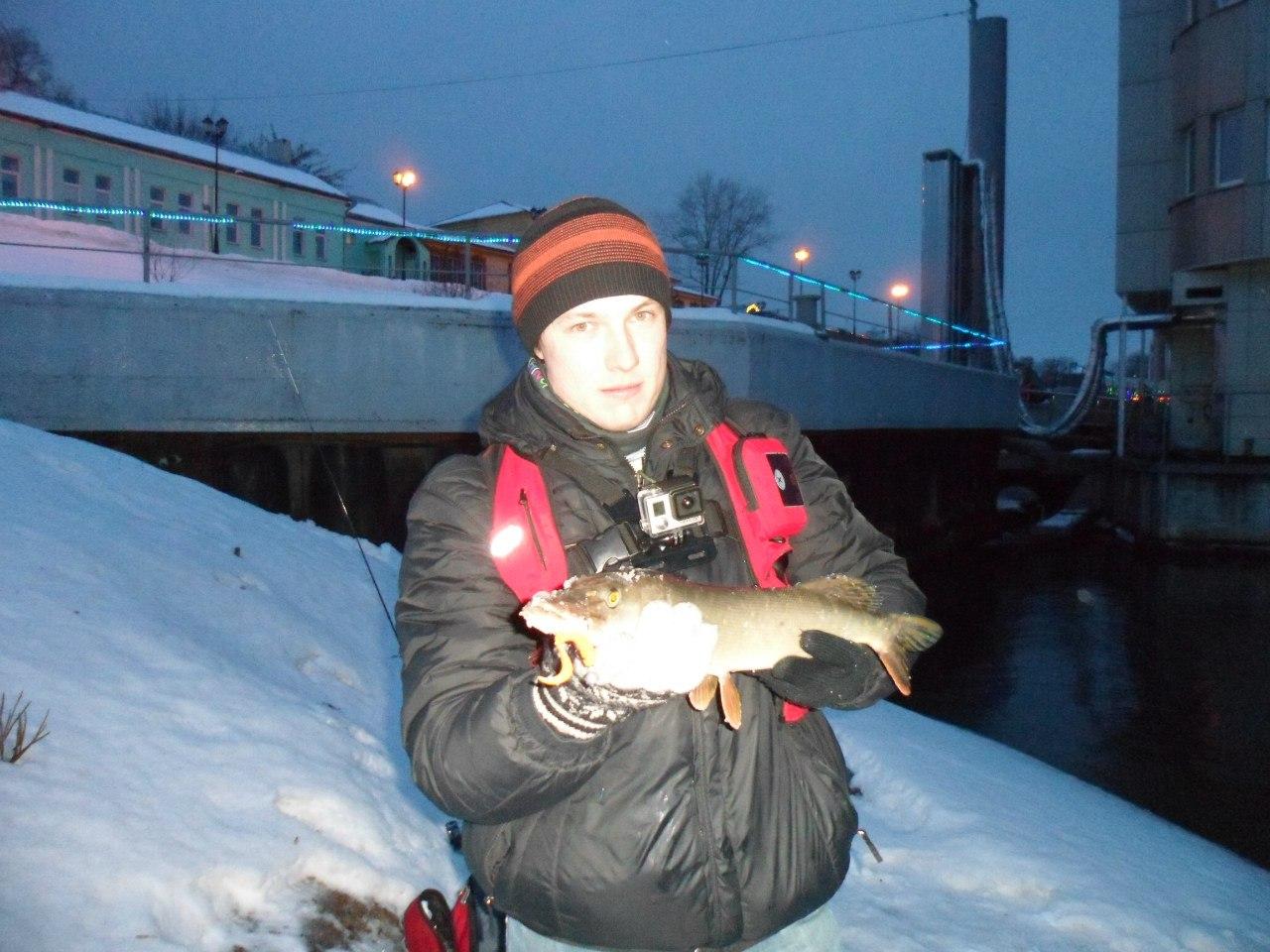 рыбалка в москве на время