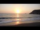 о.Родос. дикий пляж.