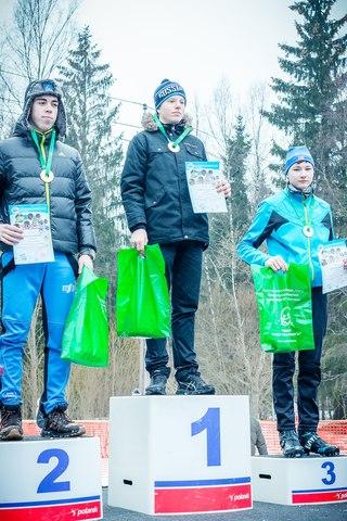 36 Гатчинский лыжный марафон,
