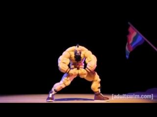 Ballad of gay - tony robot chicken - adult swim