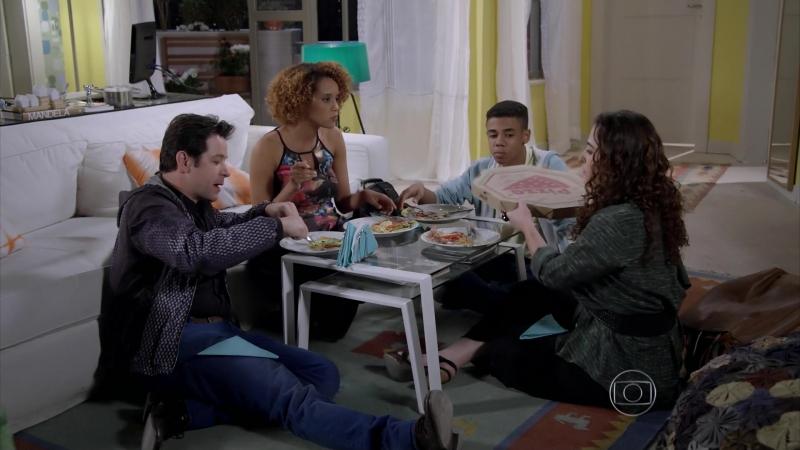 105 Жонаш и Вероника (Geração Brasil Поколение Бразилии 105 серия)