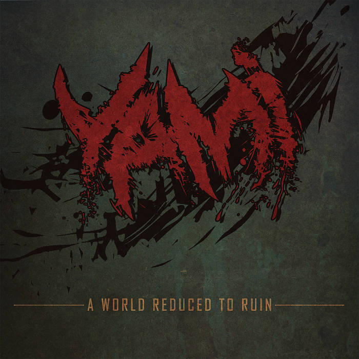 Yami - A World Reduced To Ruin (EP) (2015)