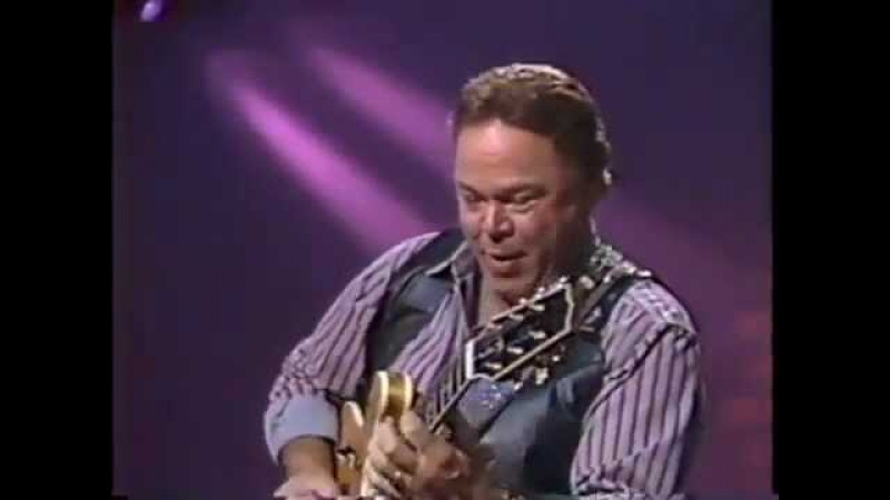 Roy Clark Under The Double Eagle LIVE early '90's