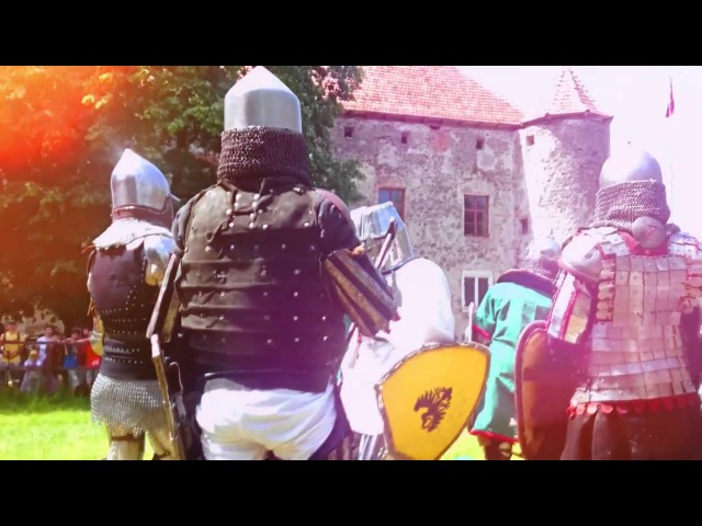 У Чинадієві триває фестиваль середньовічної культури Срібний татош