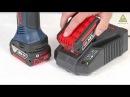 УШМ болгарка BOSCH GWS 18 125 V LI 4 0Ач L BOXX аккумуляторная