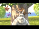 "Мультфильм ""Большой кролик Бак"" - ""Big Buck Bunny"""
