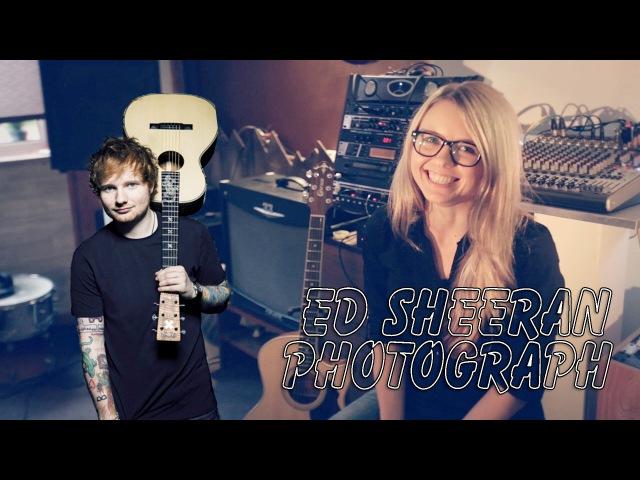 Как играть Ed Sheeran - Photograph   Разбор COrus Guitar Guide 1