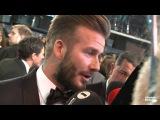 David Beckham's opinion on Harry Kane