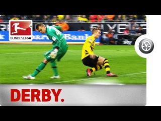 The Revierderby - Reus rolls over Schalke 04