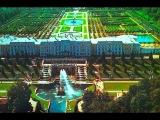 Петергоф - дворцы, парки и фонтаны.