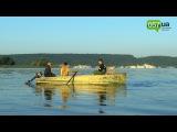 Рыбу на землю, руки на лодку:  харьковская рыбинспекция провела рейд по отлову браконьеров
