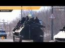 Українські військові залишають Дебальцеве