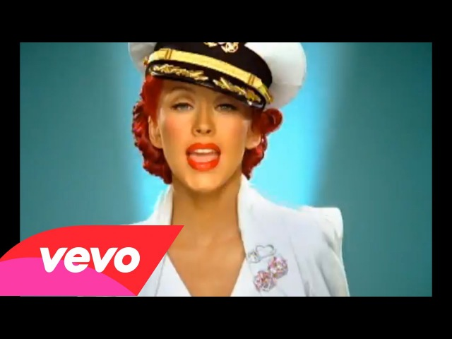 Christina Aguilera - Candyman (Official Music Video)