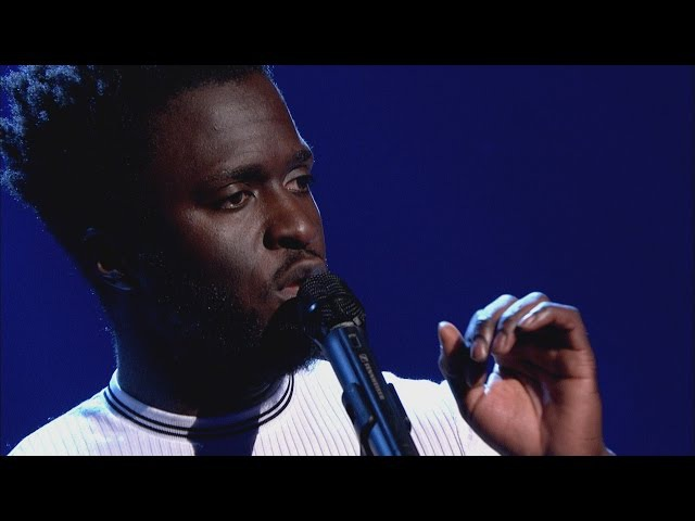 Kwabs - Forgiven - Later... with Jools Holland - BBC Two