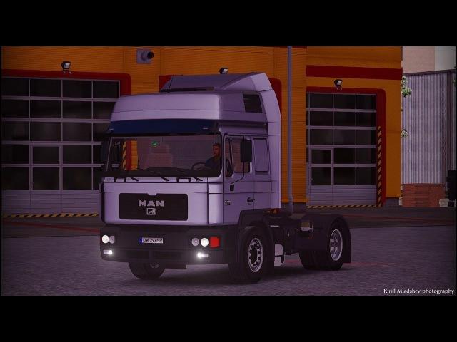 [ETS2 v1.18.1.3] MAN F2000 animated Interior