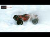 Зимний отжиг на HPI Bullet ST Flux от RCMOTORS.TV