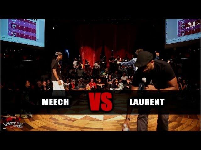 Laurent les twins vs Meech Pool 1 GS FUSION CONCEPT WORLD FINAL HKEYFILMS