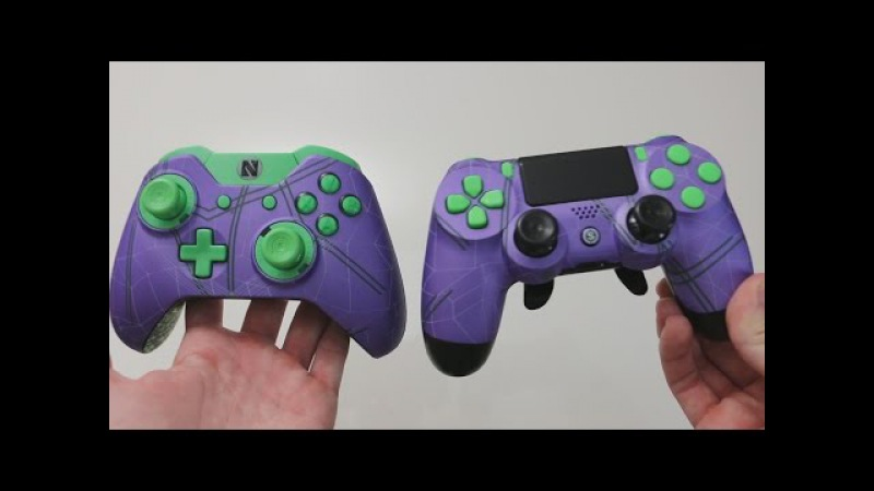 THE OFFICIAL NADESHOT SCUF CONTROLLER UNBOXING!