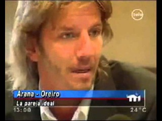 24.04.2006 Interview for Teledoce about SMV