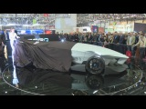 ED Design MAAL Self Driving Car - 2015 Geneva Motor Show