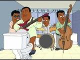 (Family Guy) Сезон 5 Серия 4 Muddy Waters`s Urinary Calculus Blues (Мадди Уотерс Блюз Мочевого Камня)