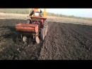 картофелесажалка на тракторе т-25 (ВТЗ.Владимирец)