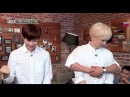 [ENG SUB] SJM Guest House - You Who Came From the Stars by Donghae & Eunhyuk